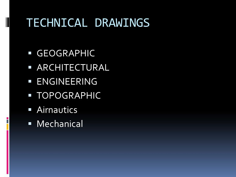 TECHNICAL DRAWINGS  GEOGRAPHIC  ARCHITECTURAL  ENGINEERING  TOPOGRAPHIC  Airnautics  Mechanical