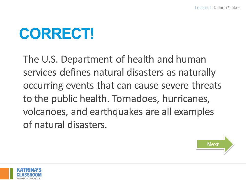 CORRECT. The U.S.