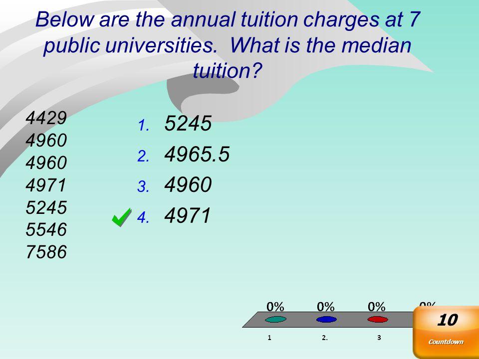 Examples n Example: n = 7 17.5 2.8 3.2 13.9 14.1 25.3 45.8 n Example n = 7 (ordered): n 2.8 3.2 13.9 14.1 17.5 25.3 45.8 n Example: n = 8 17.5 2.8 3.2 13.9 14.1 25.3 35.7 45.8 n Example n =8 (ordered) 2.8 3.2 13.9 14.1 17.5 25.3 35.7 45.8 m = 14.1 m = (14.1+17.5)/2 = 15.8
