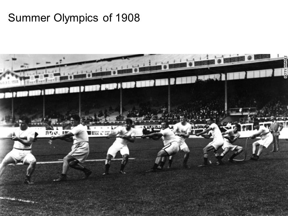 Summer Olympics of 1908