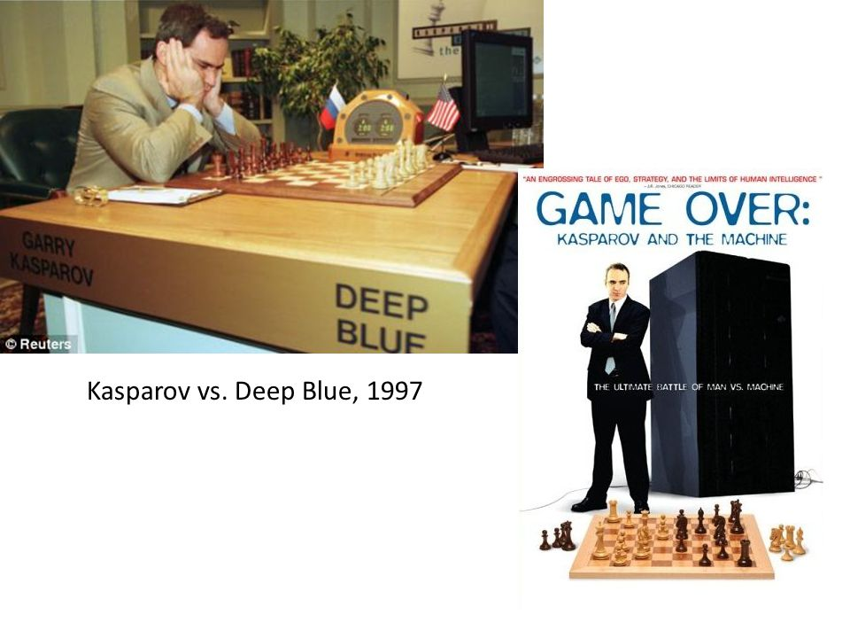 Kasparov vs. Deep Blue, 1997