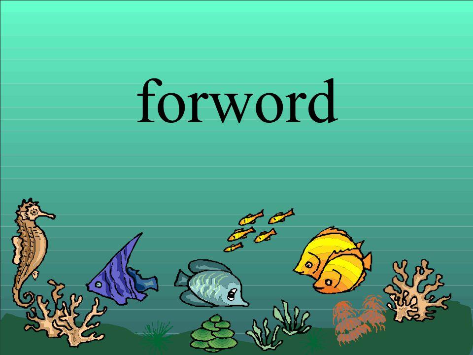forword