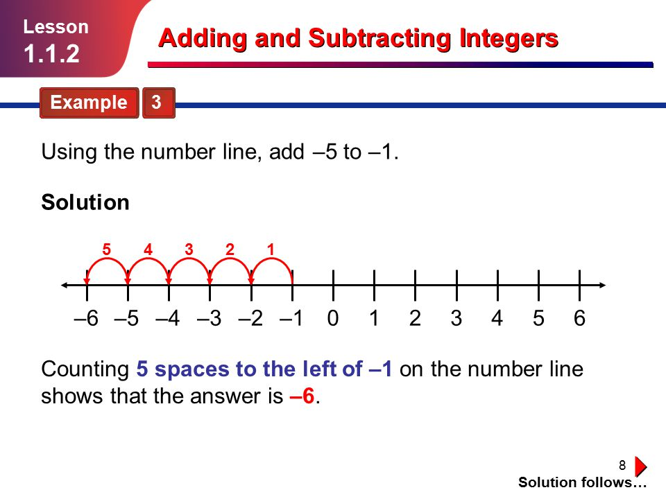 Adding and subtracting integers worksheets pdf