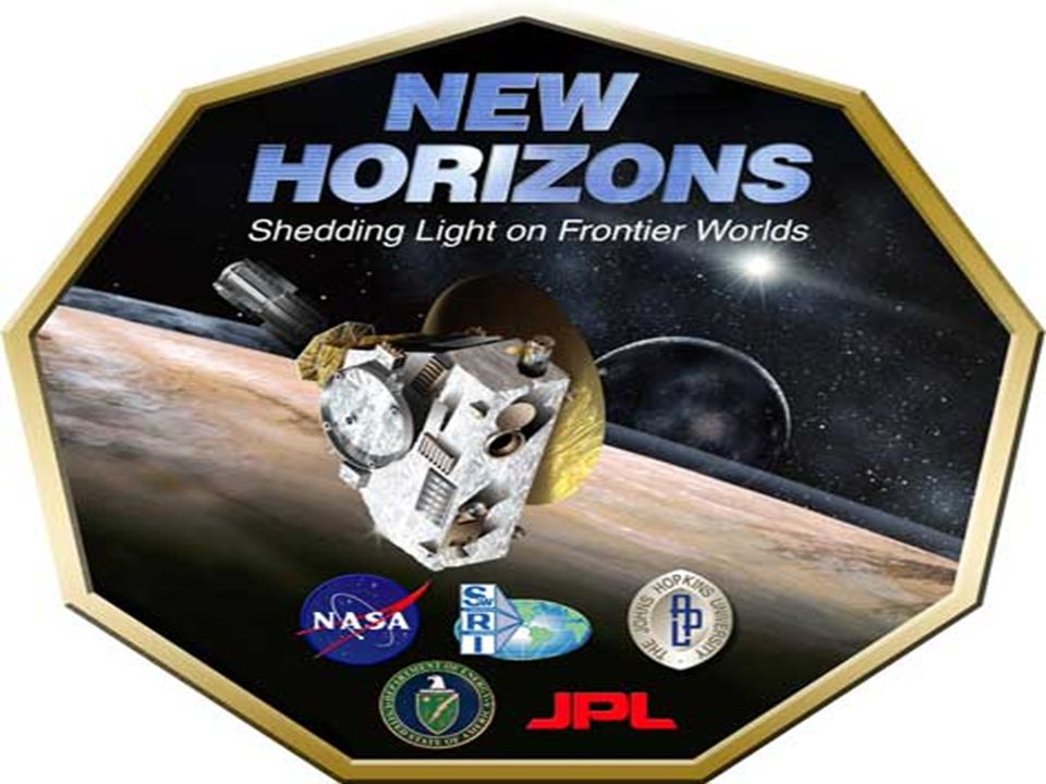 Scientists thinks Pluto's atmosphere will Freeze out so the team want to arrive while there is still a chance to see a thicker atmosphere The team leader of New Horizons is Jeff Moore The Principal is Alan Stern New Horizons saw bolder size clumps speeding though Jupiter's faint rings The structure inside volcanic eruptions on Jupiter's moon lo New horizons got a picture of two moons crescents and volcanic Scientists thinks Pluto's atmosphere will Freeze out so the team want to arrive while there is still a chance to see a thicker atmosphere The team leader of New Horizons is Jeff Moore The Principal is Alan Stern New Horizons saw bolder size clumps speeding though Jupiter's faint rings The structure inside volcanic eruptions on Jupiter's moon lo New horizons got a picture of two moons crescents and volcanic