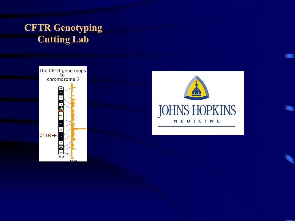 CFTR Genotyping Cutting Lab