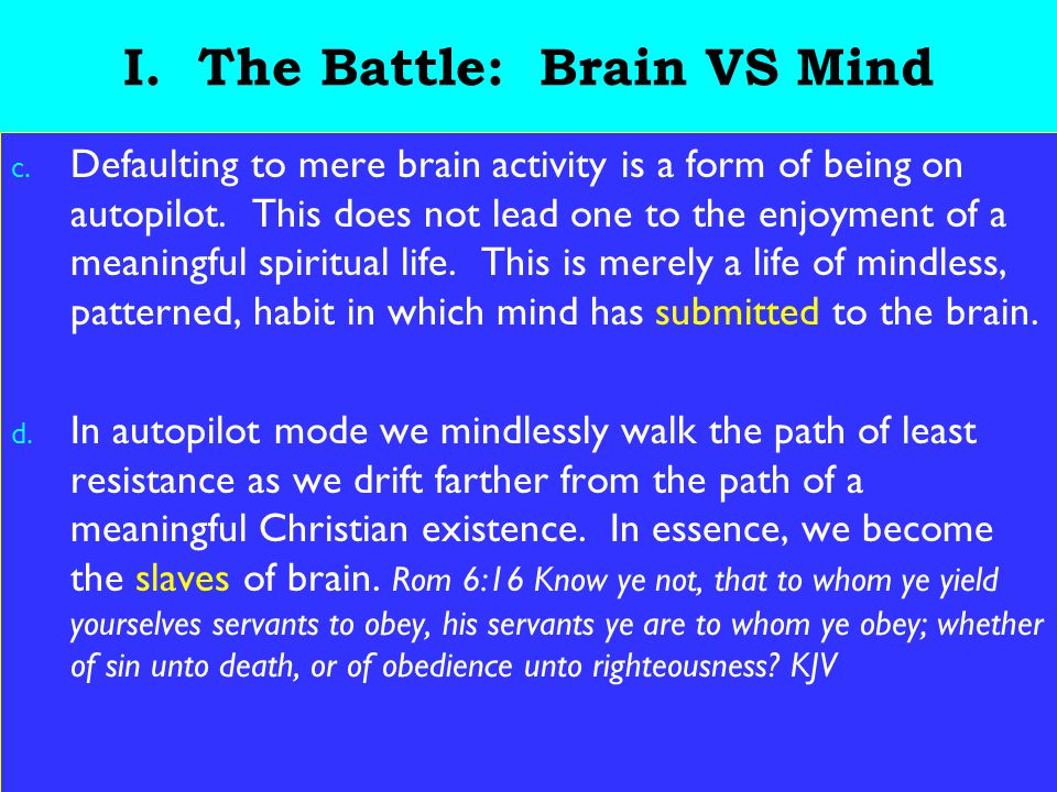 16 III.Mindfulness a. Mindfulness refers to the act of focused attention.