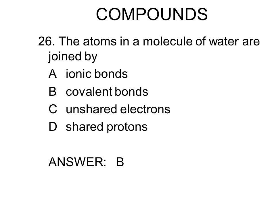 COMPOUNDS 26.
