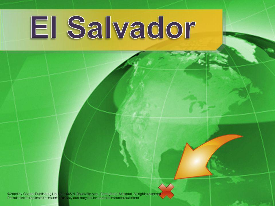 Location  El Salvador is located in Central America.