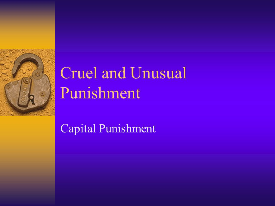 Death Penalty and Deterrence  Sellin's research on state comparisons.