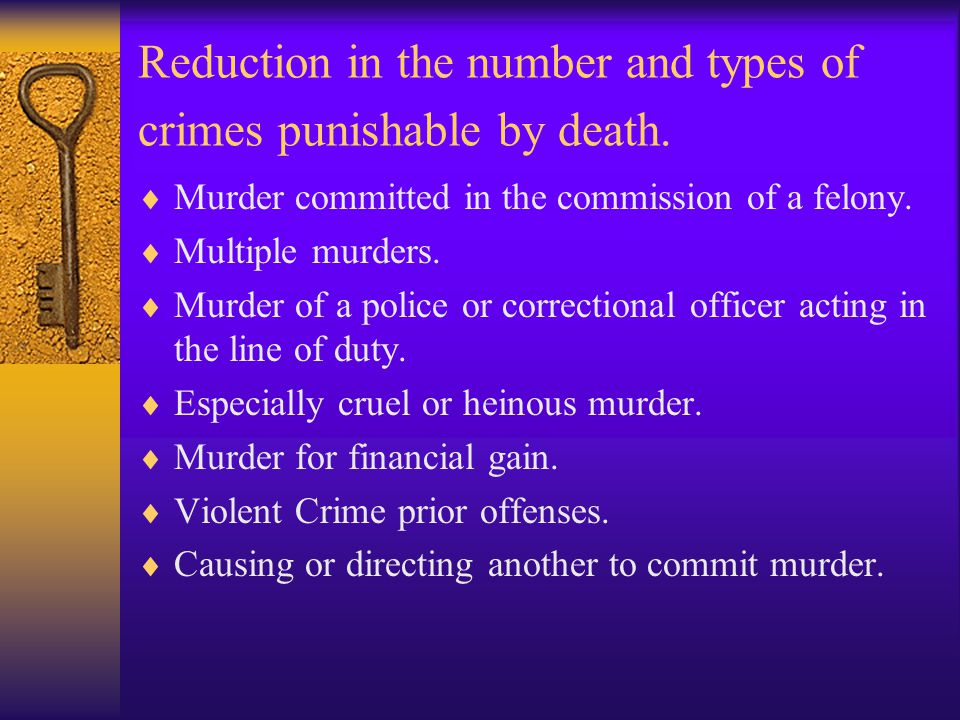 Why the Death Penalty is so Costly  Capital trials are more complex and time- consuming than other criminal trials at every stage in the legal process.