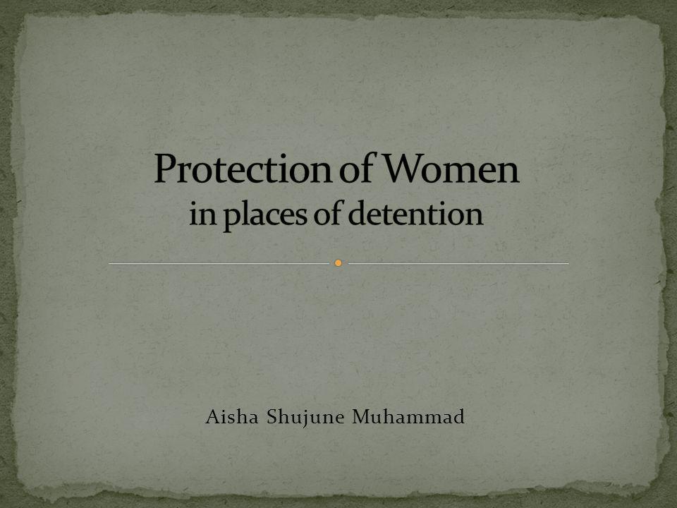 Aisha Shujune Muhammad