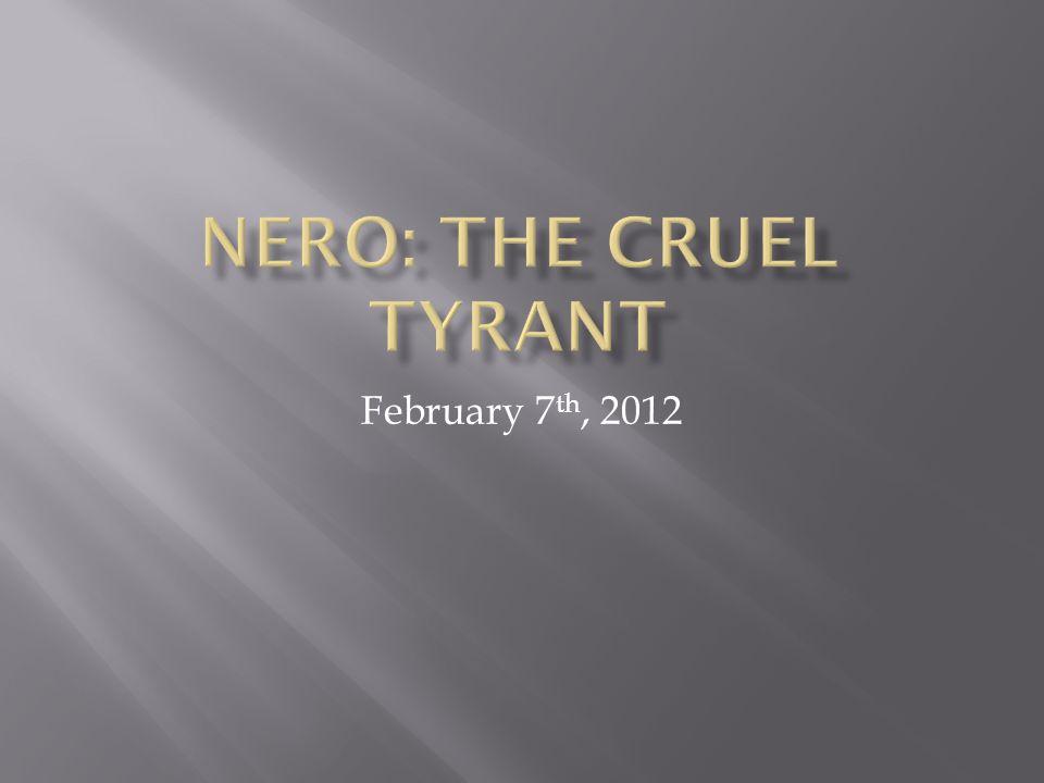 February 7 th, 2012