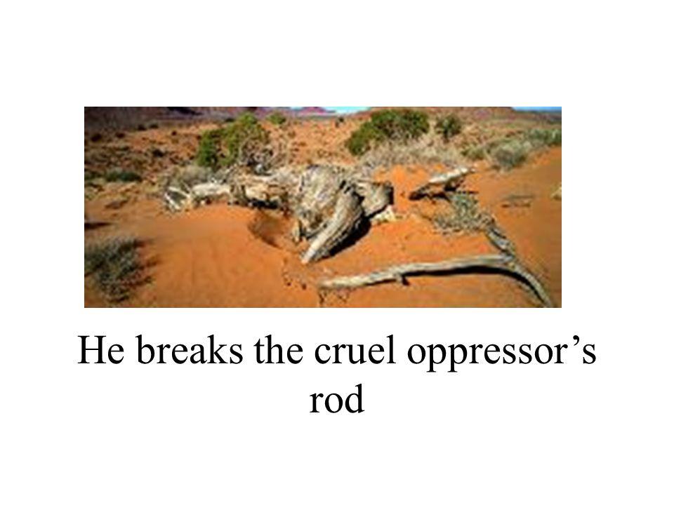 The old satanic foe
