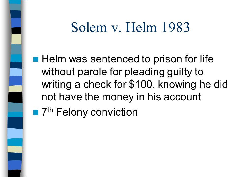 Death Penalty Furman v.