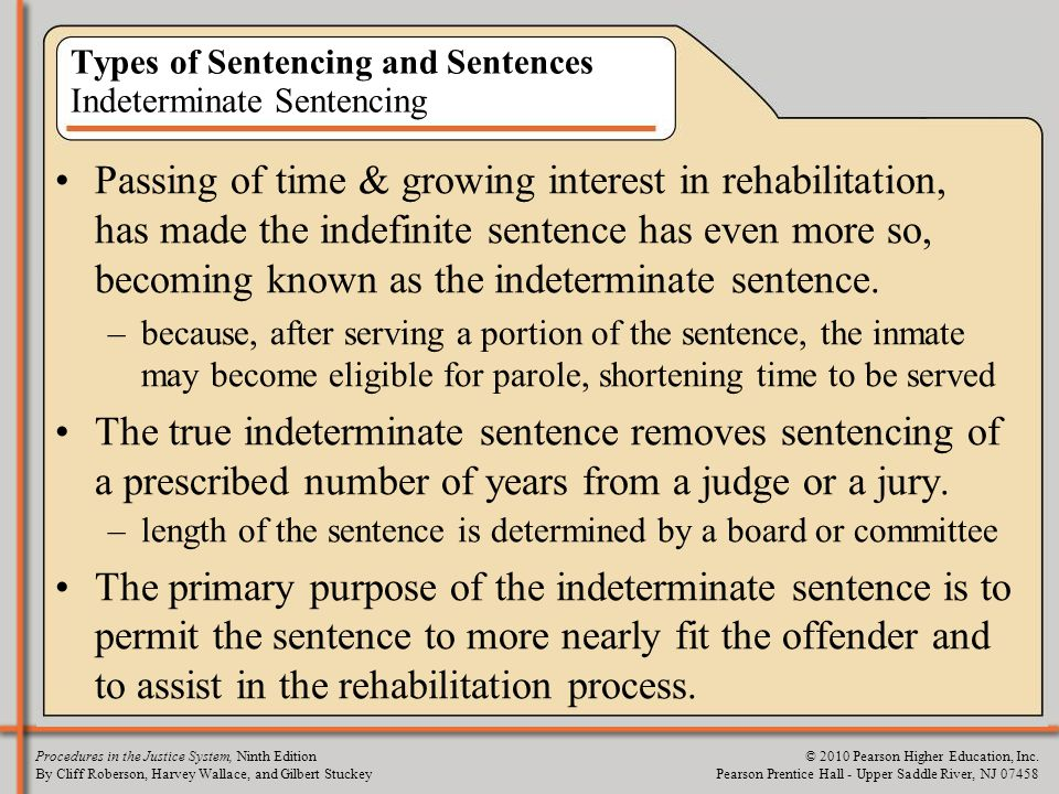 Procedures in the Justice System, Ninth Edition By Cliff Roberson, Harvey Wallace, and Gilbert Stuckey © 2010 Pearson Higher Education, Inc.