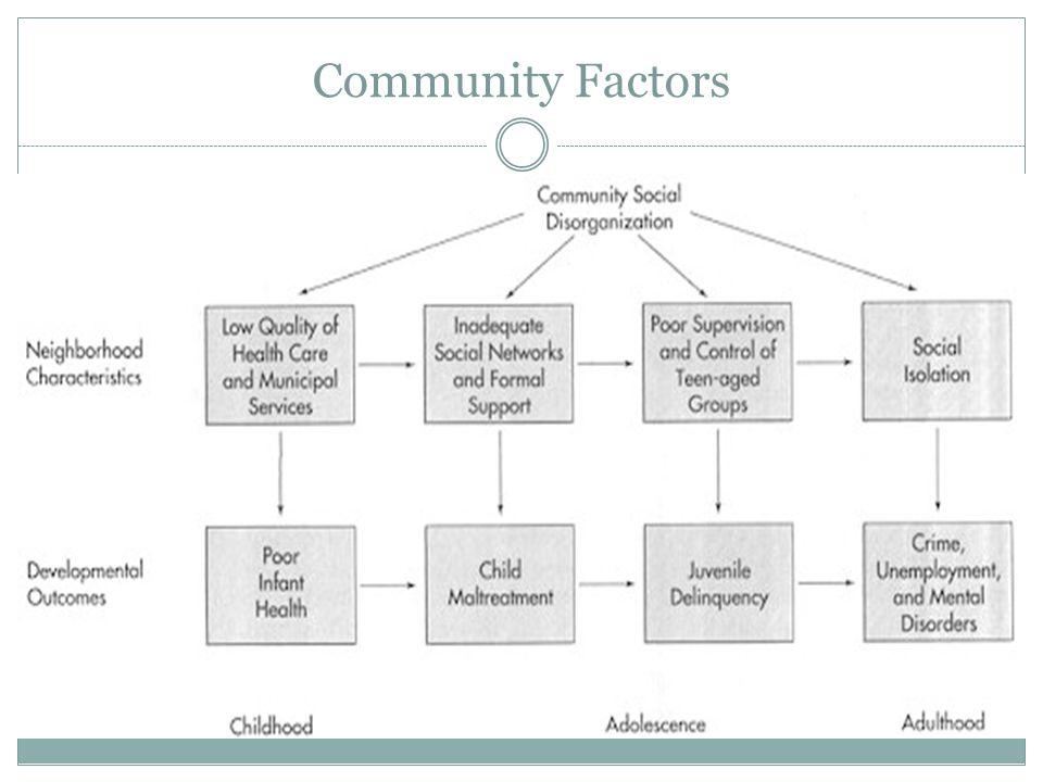Community Factors