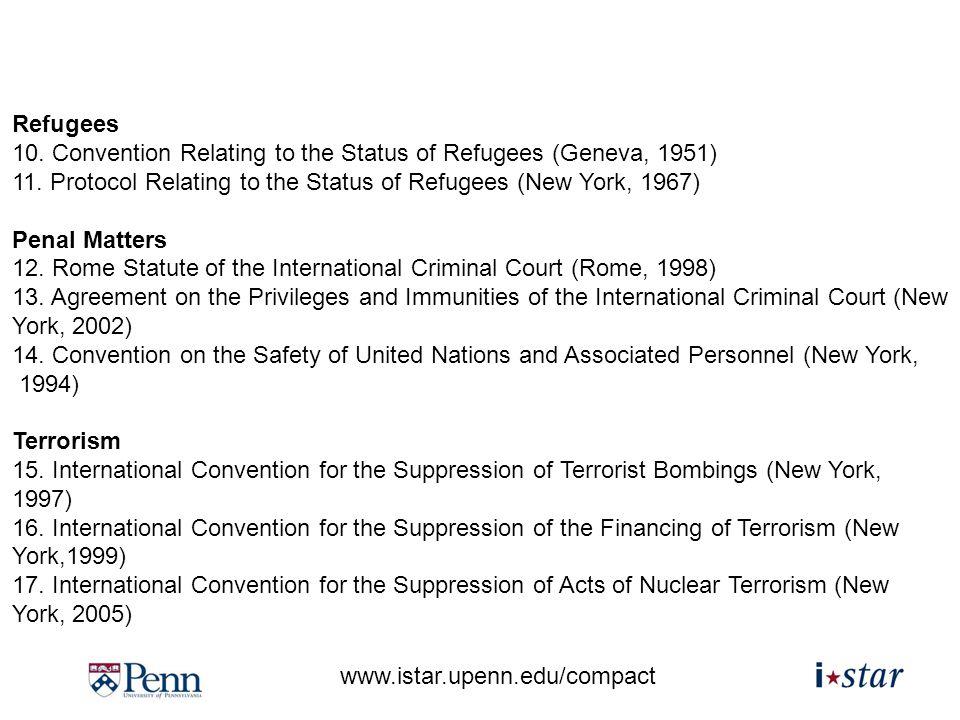 www.istar.upenn.edu/compact Refugees 10.