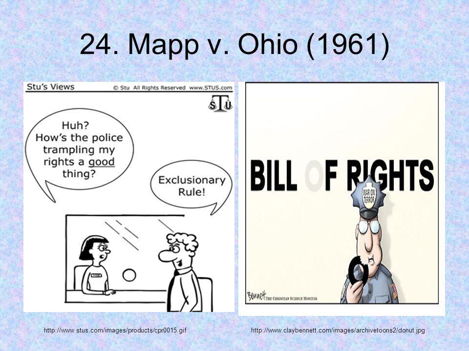 24. Mapp v.