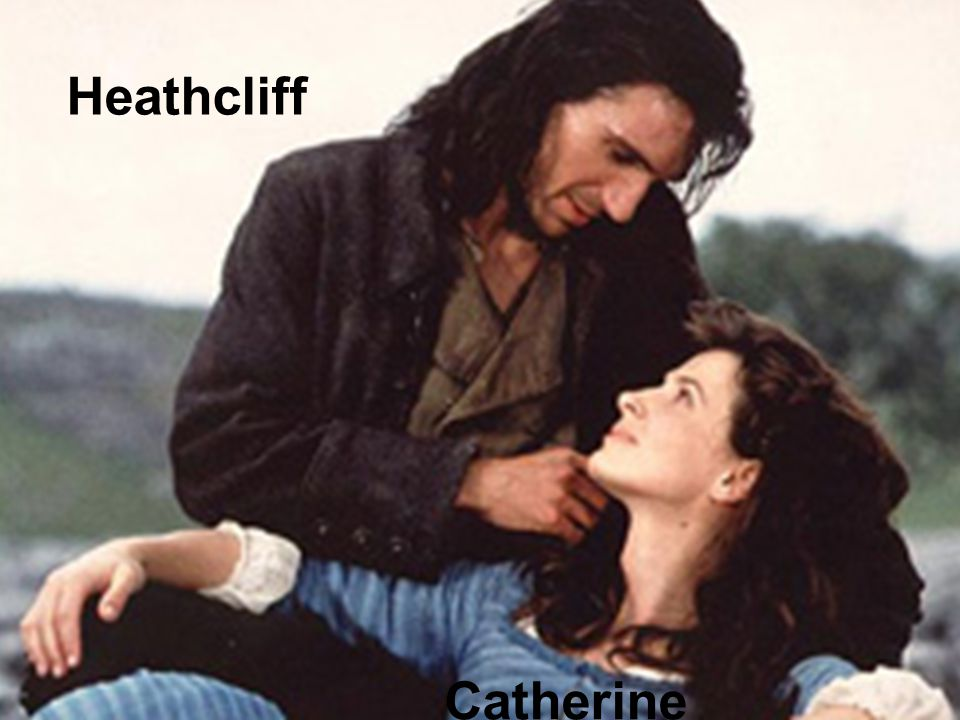 Heathcliff Catherine
