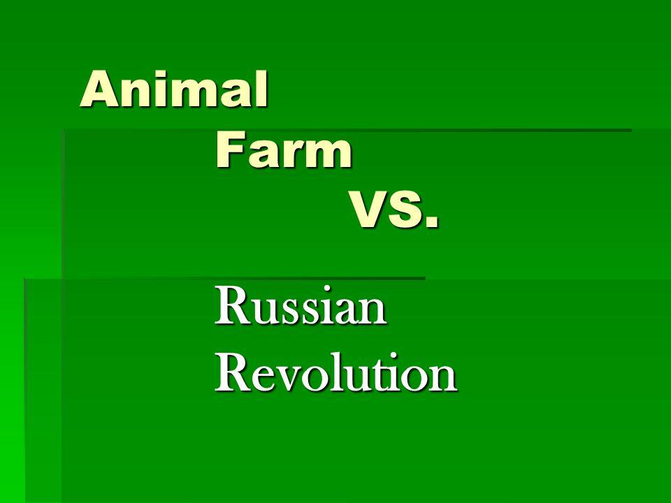 Animal Farm Mr.