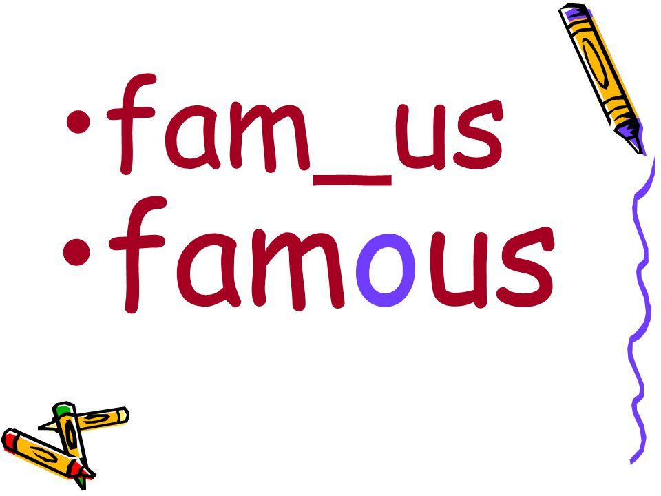 fam_us famous