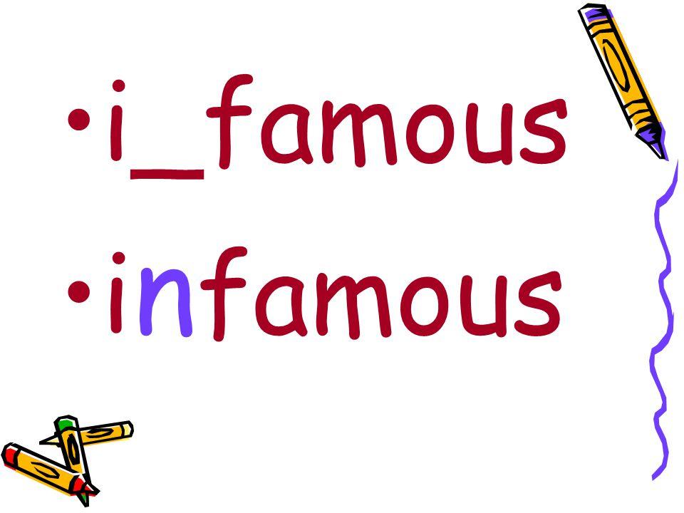 i_famous i n famous