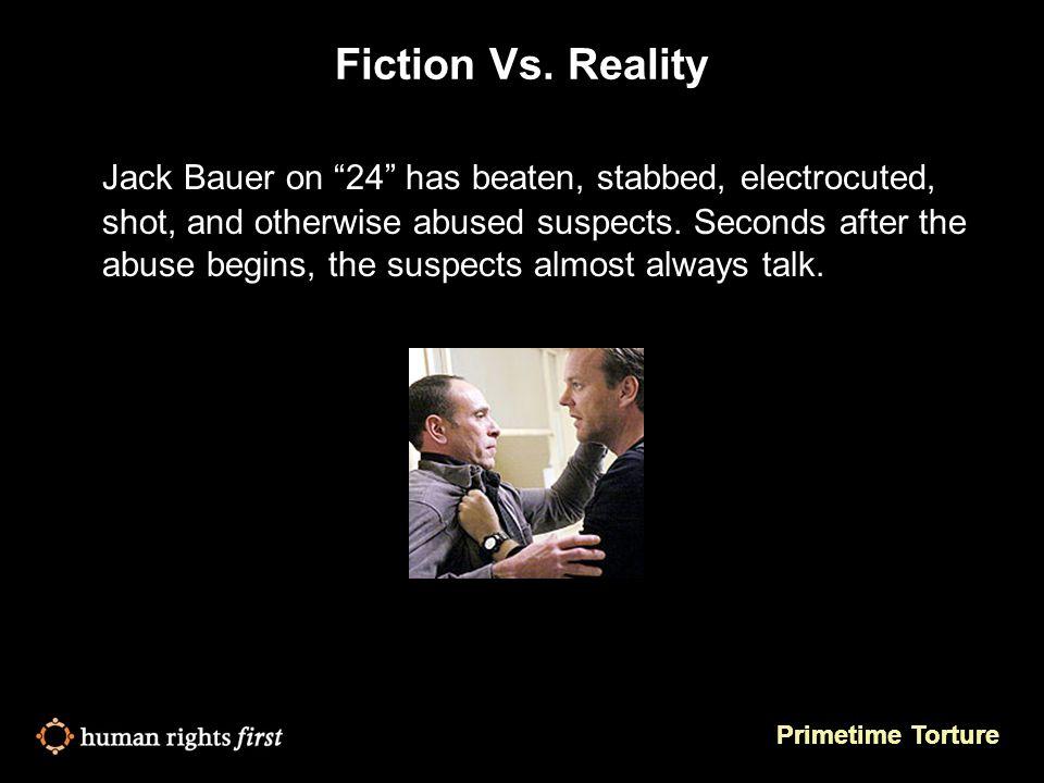 Primetime Torture Fiction Vs.