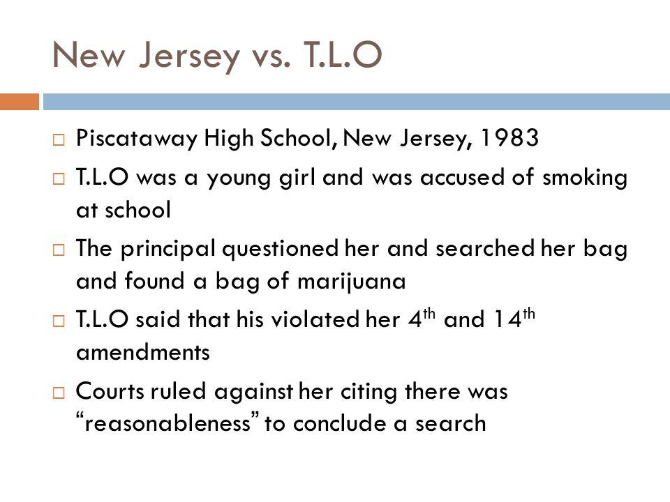 New Jersey vs.