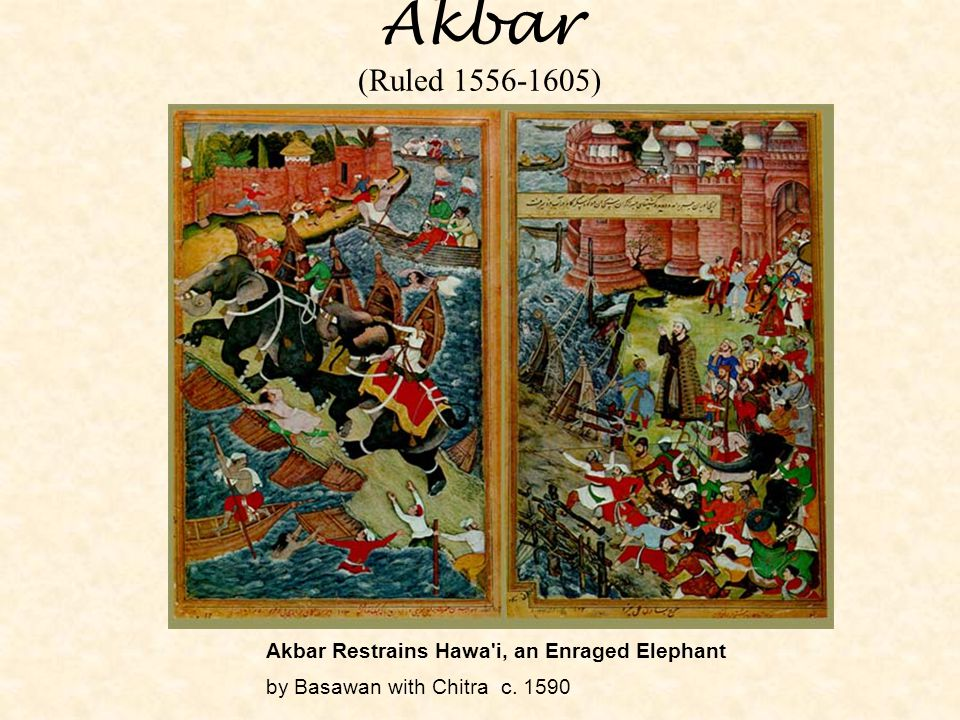 AKBAR He was one of the first Mogul rulers to effectively rule the diverse ethnic make-up of the empire Akbar, a Muslim, appointed Hindus to high ranking positions He encouraged intermarriage He accepted all religions and sects