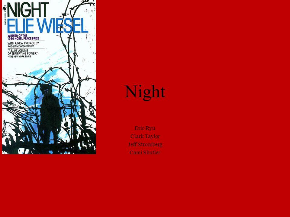 Night Eric Ryu Clark Taylor Jeff Stromberg Cami Shutler
