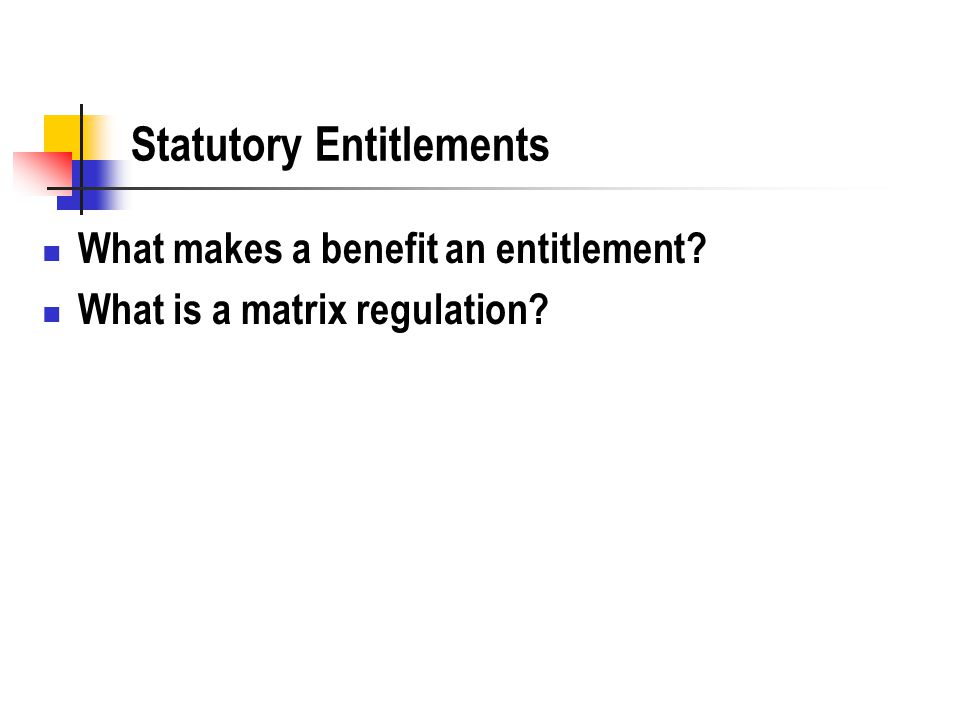 Matthews v.Eldridge (1976) Why does SSD require periodic review of benefits.