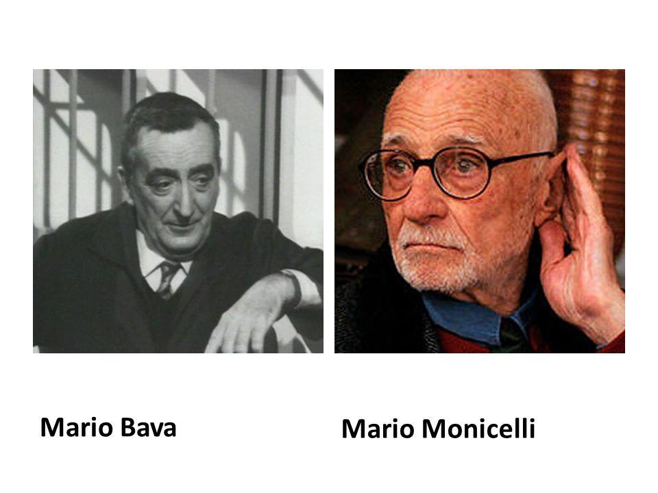 Mario Bava Mario Monicelli