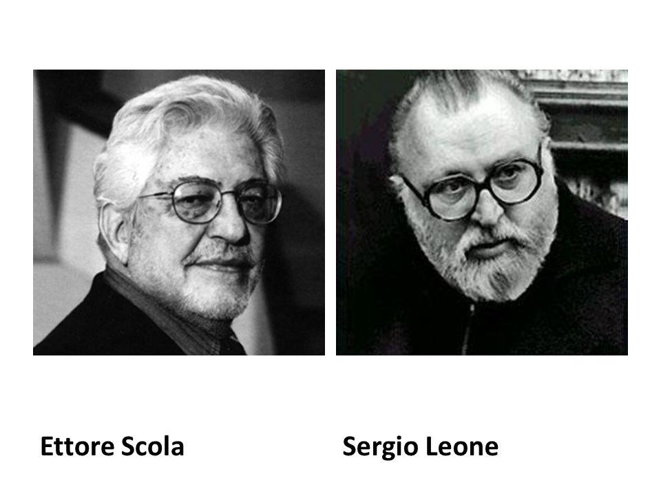 Ettore ScolaSergio Leone