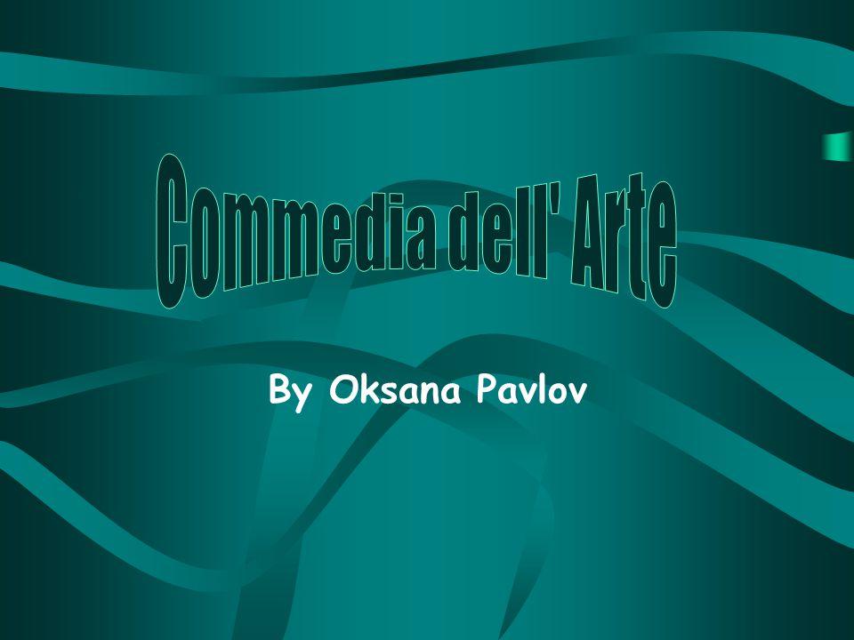 By Oksana Pavlov