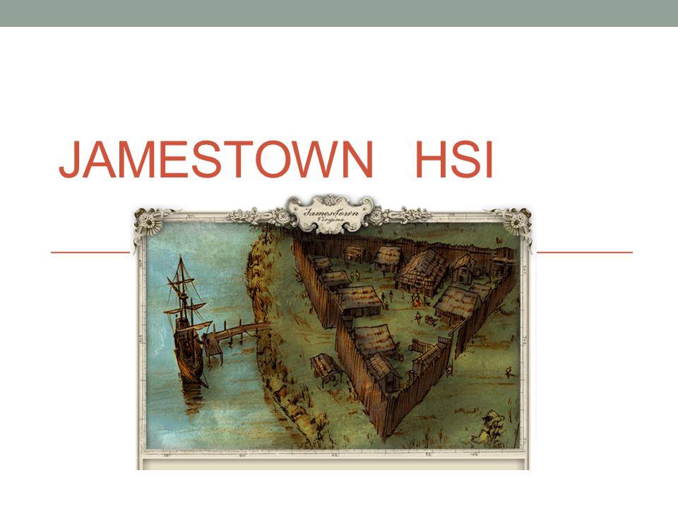 JAMESTOWN HSI