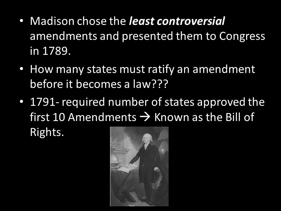 Tenth Amendment: Powers reserved to the States Included to protect the states from excessive federal power The powers not delegated to the United States by the Constitution, nor prohibited by it to the States, are reserved to the States respectively, or to the people.