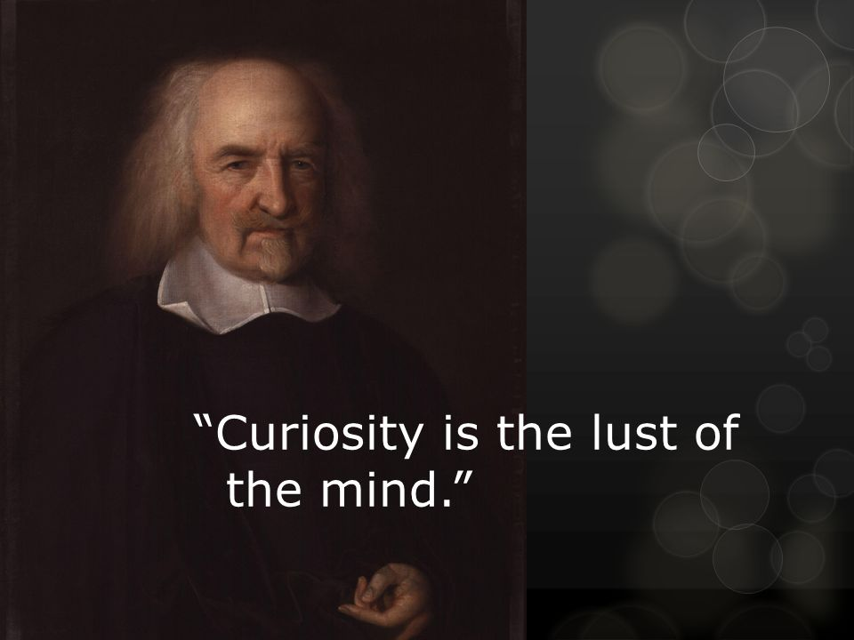 Logic is the anatomy of thought.