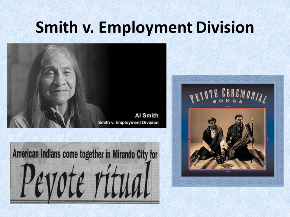 Smith v. Employment Division