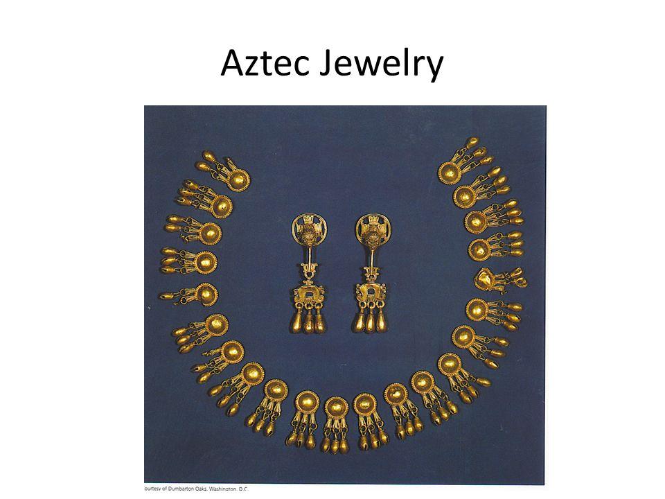 Aztec Jewelry