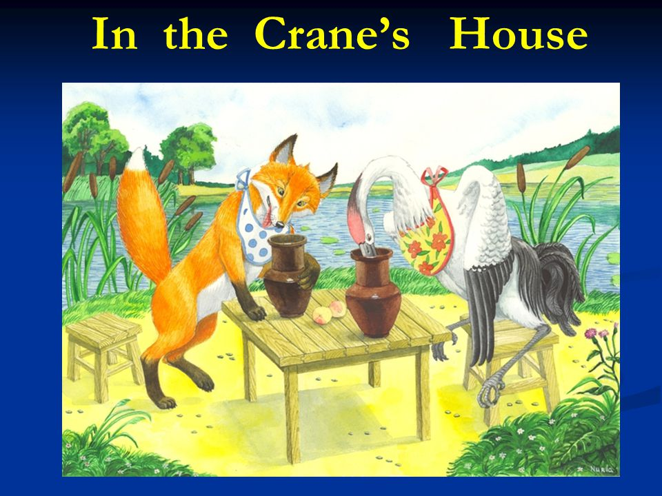In the Crane's House