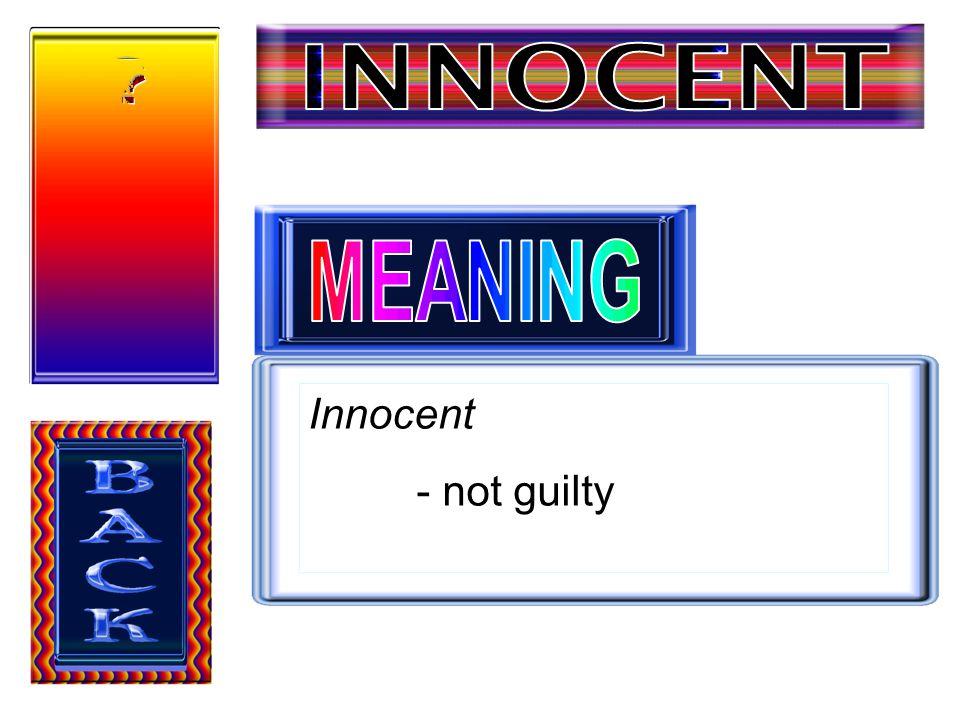 Mean - unkind or violent