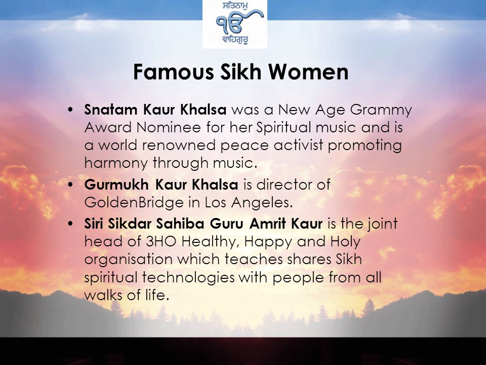 Famous Sikh Women in the Past Rajkumari Amrit Kaur (1954): First Indian Woman Union Health Minister.