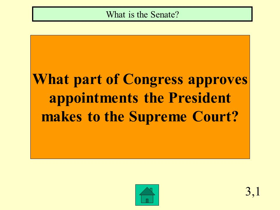 2,4 Main duty of the legislative, executive, and judicial branch.