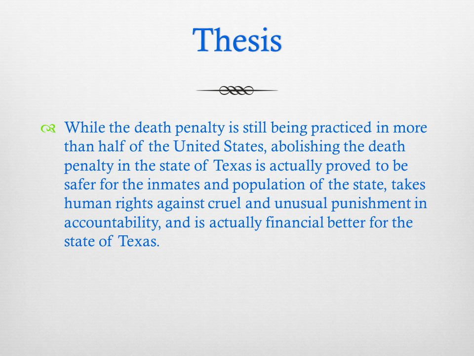 death penalty conclusion essay This sample essay on the death penalty gives a series of strong arguments against the continued use of capital punishment: flawed executions and wasted funds are cited.