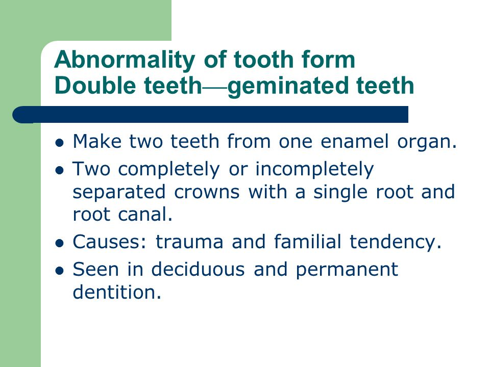 Indications for supernumerary removal central incisor eruption delayed or inhibited; evident altered eruption or displacement of central incisors; the