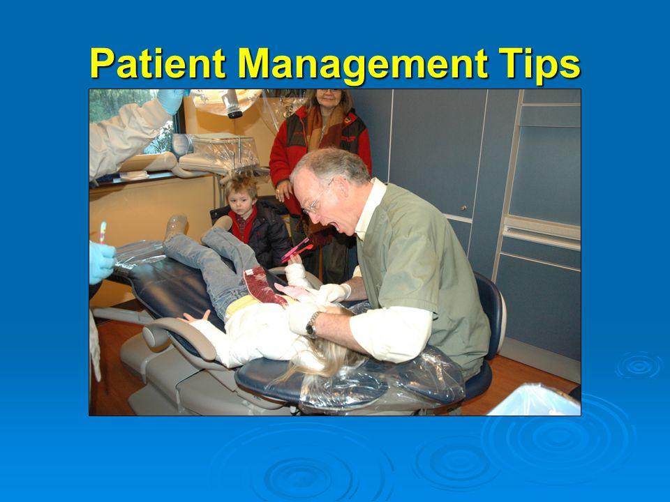 Patient Management Tips