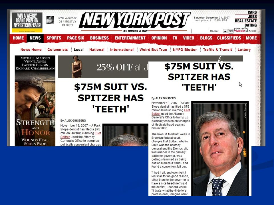 http://www.nypost.com/seven/11192007/news/regionalnews/75m_suit_vs__spitzer_has_teeth_492441.htm