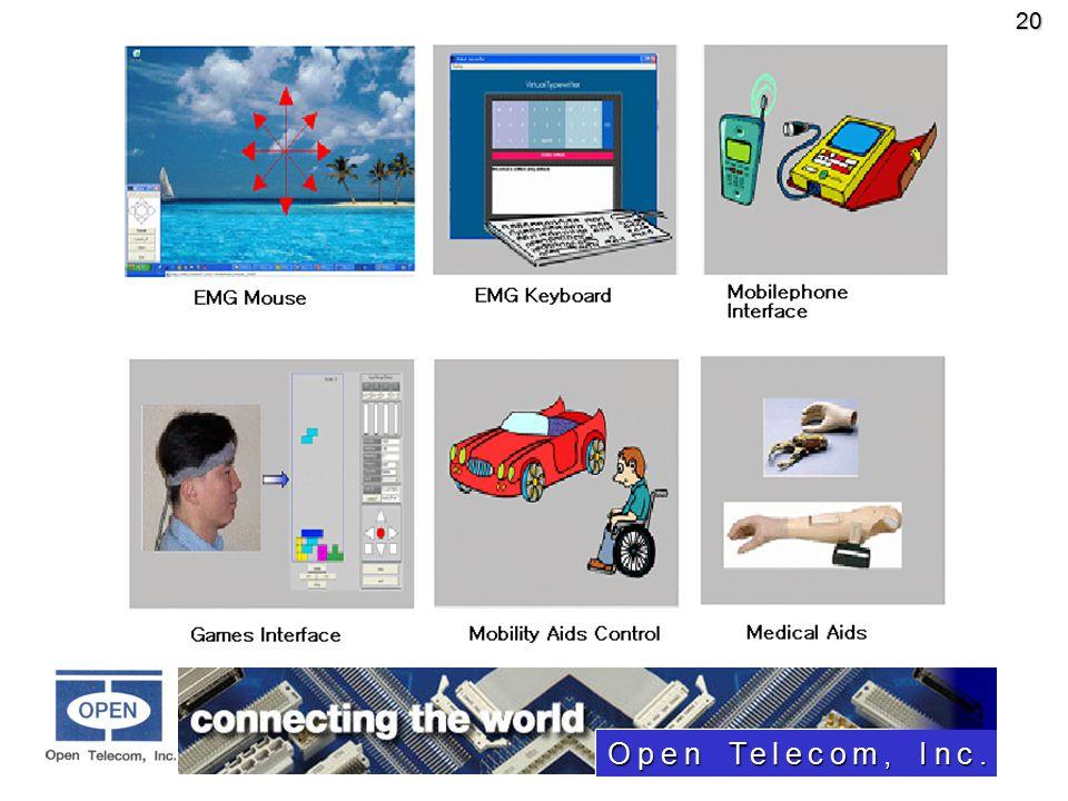 Open Telecom, Inc. 20
