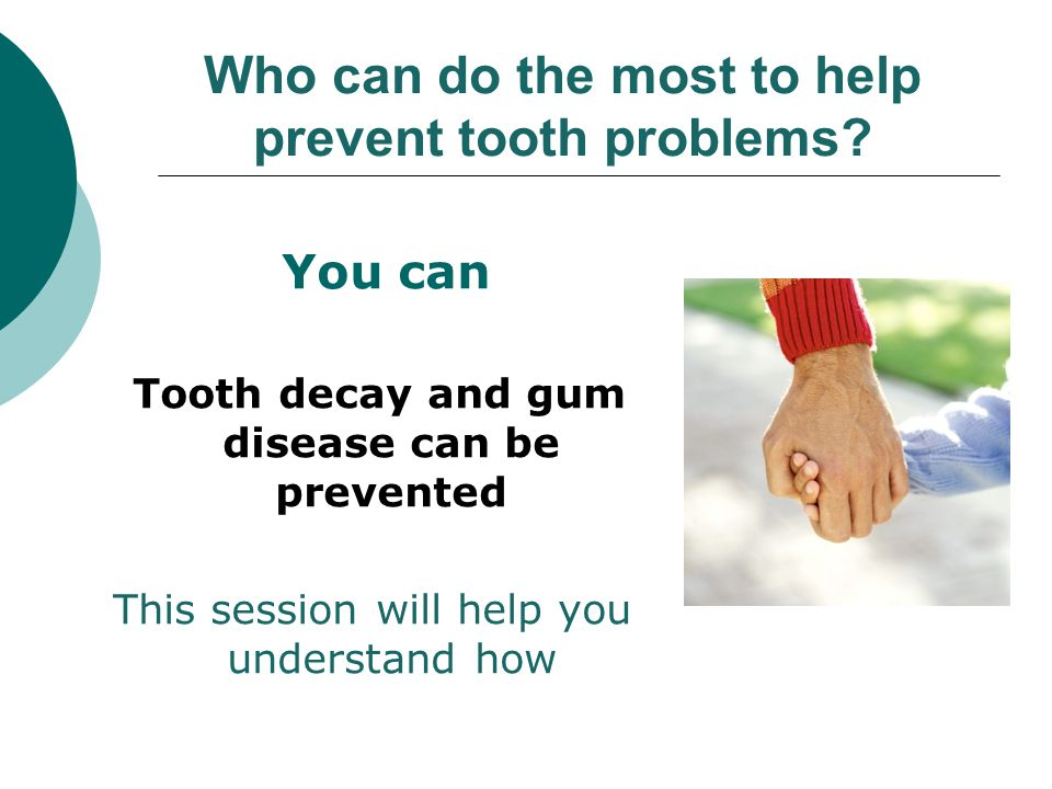 Why use a Fluoride toothpaste.