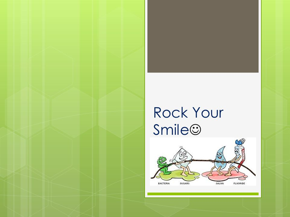 Rock Your Smile